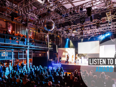 Listen to Berlin Award, Listen 2 Berlin Award, Berliner Musikpreis, unabhängiger Musikpreis, Gala, Award, Musikpreis, Nominierte, Berlin, Kulturbrauerei
