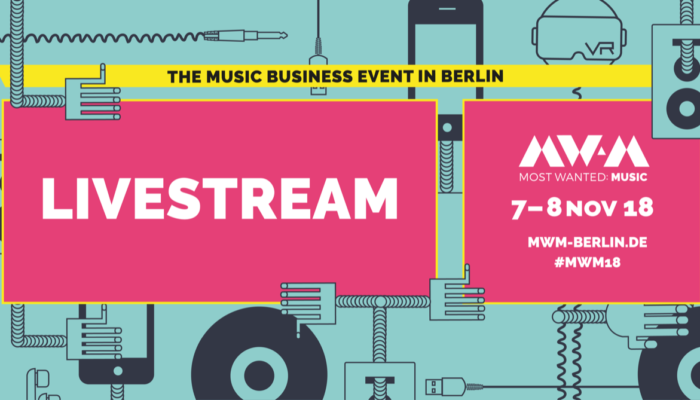 Livestream, Most Wanted, Most wanted music, MWM, MW:M, Programm
