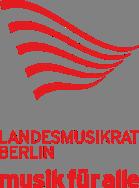 logo landesmusikrat berli