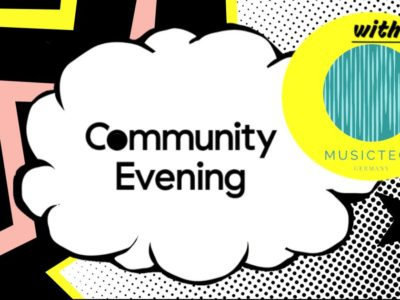 Music Pool Berlin Community Evening 2019
