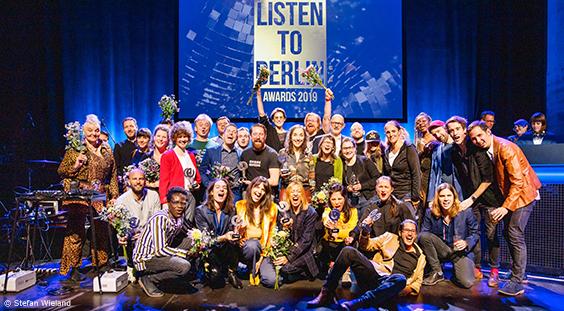 listen to berlin: Awards 2019 winner