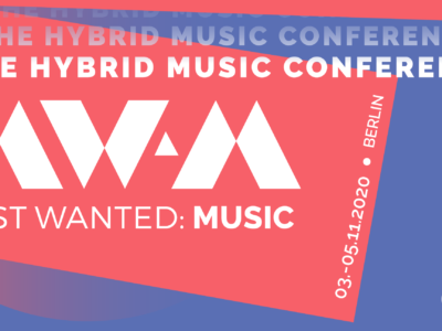 Most Wanted: Music 2020 - the hybrid music conference, Early Bird Online Tickets for MW:M20