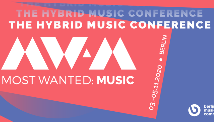 Most Wanted: Music 2020 - the hybrid music conference