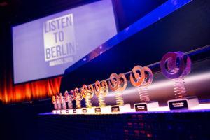 Mit Vision aus der Krise – die listen to berlin: Awards prämieren die mutigsten Ideen und innovativsten Akteur*innen der Musikwirtschaft