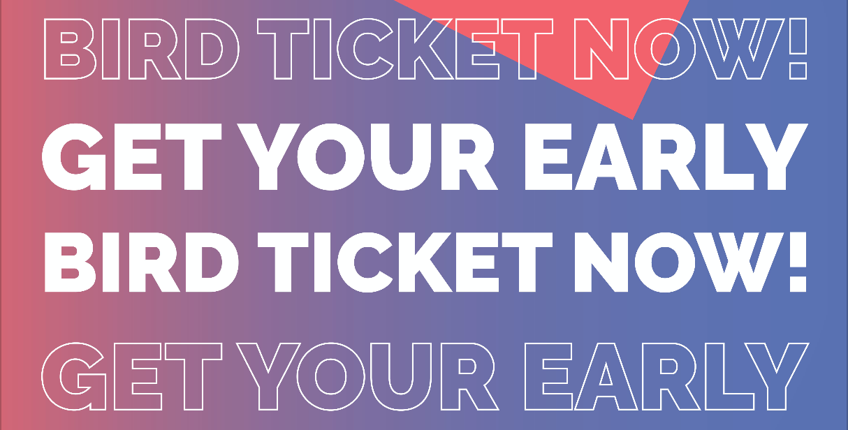 MW:M Online Early Bird Tickets: Sale ends today!