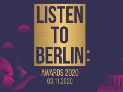 listen to berlin: Awards 2020