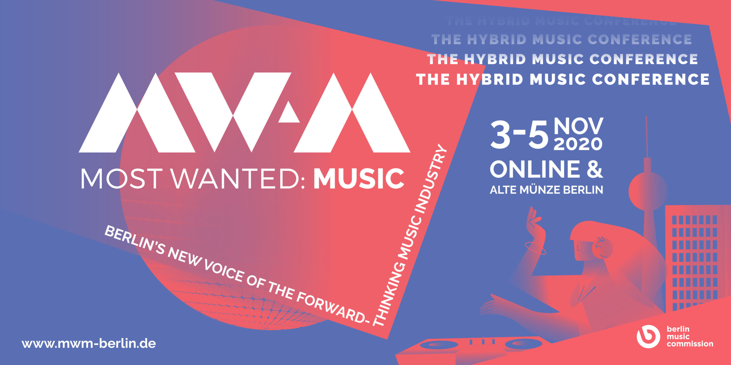 Most Wanted: Music 2020 – The Hybrid Music Conference