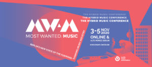 Most Wanted: Music 2020: #Togetherness – Uniting for a new chapter of the music industry